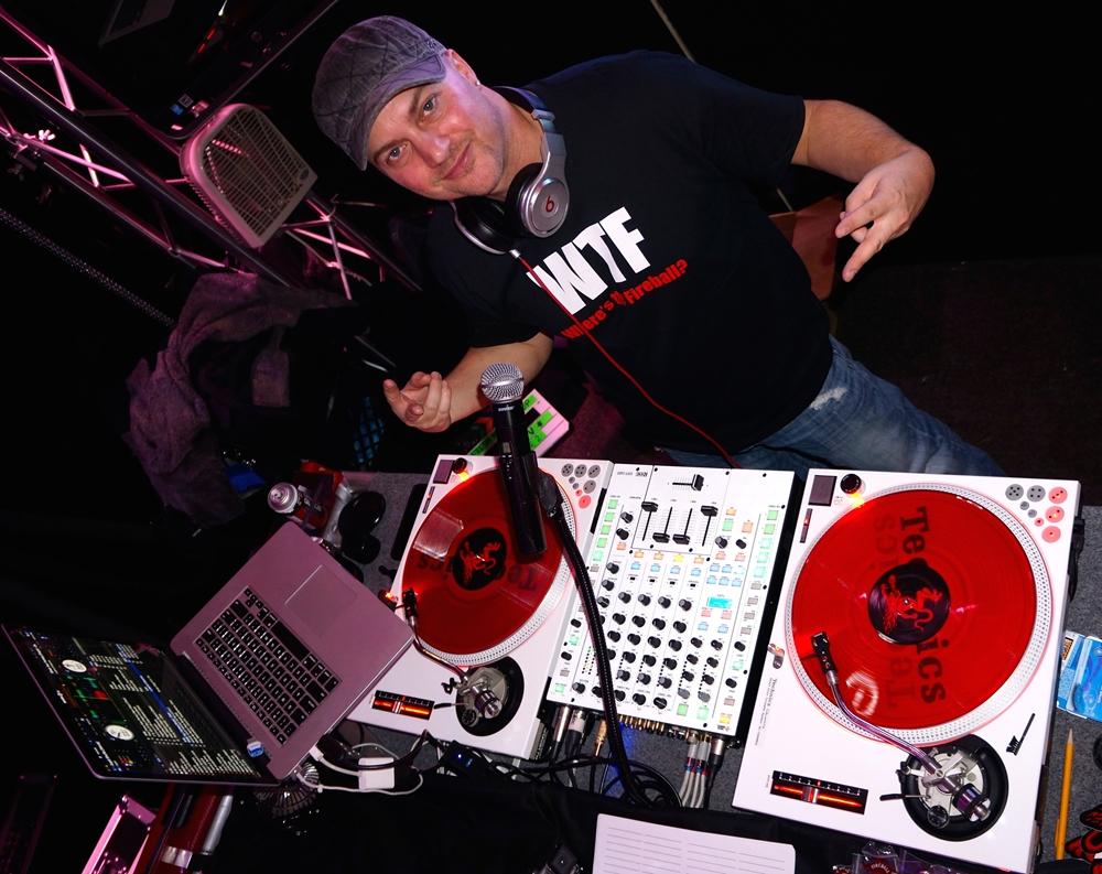 Video Mix DJ, AJ Fresh