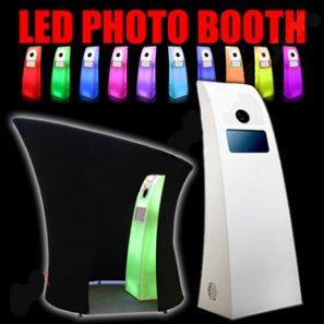 LED Photo Booth