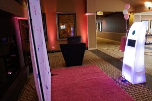 Pittsburgh Party Entertainment, LED Photo Booth