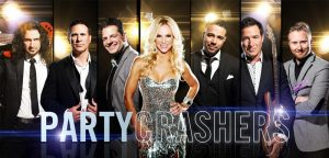 Party Crashers, Corporate Band, Show