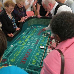 Craps, Casino