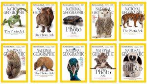 Joel Sartore, National Geographic Photographer