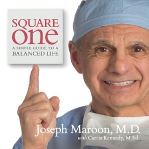 Dr. Joseph Maroon, Pittsburgh Neurosurgeon