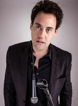 Headliner Comedian, Orny Adams