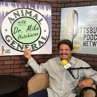 Pittsburgh Podcast, The Animal General, Dr. Mike Hutchinson
