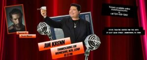 Jim Krenn, Scott Blasey, Pittsburgh entertainment