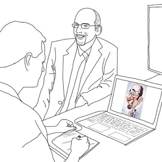 Digital Caricatures, Pittsburgh Entertainment