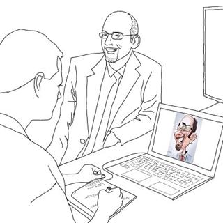 Digital Caricatures, Pittsburgh Entertainment